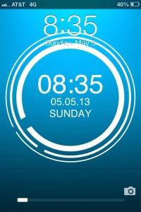 Circles Lock Screen