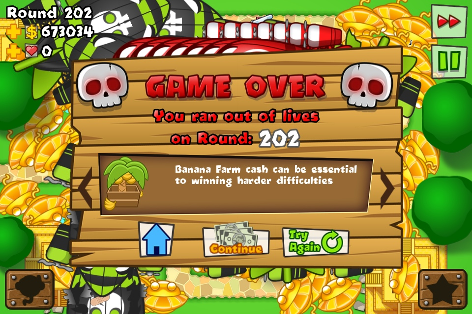 bloons tower defense 5 ios