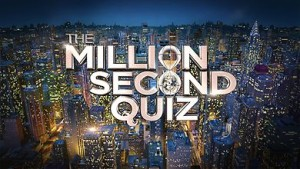 The Million Second Quiz Logo