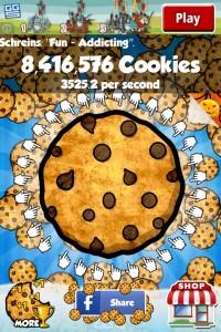 Cookie Clicker iOS