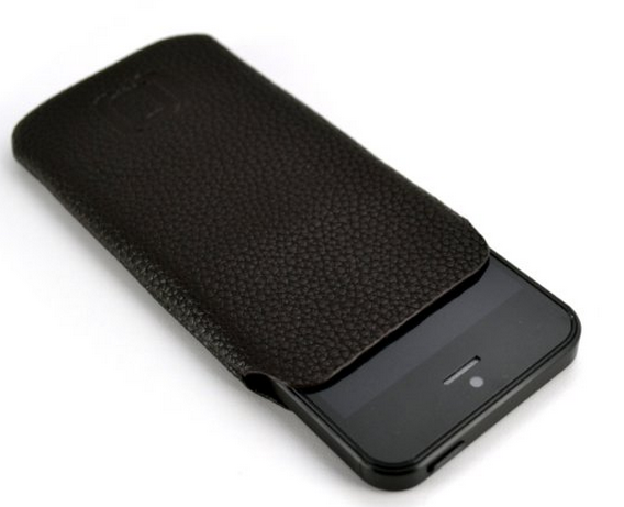 Dockem Leather iPhone Sleeve