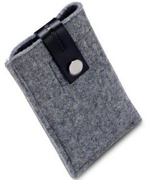 Wool Felt Carry Sleeve iPhone